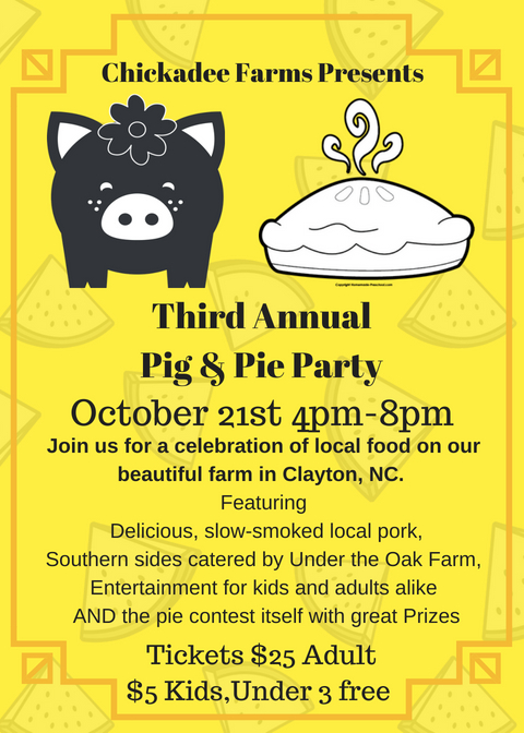 Third Annual Pig + Pie Party (2)